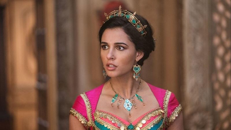 Descubra as diferenças das personagens de Aladdin antes e agora
