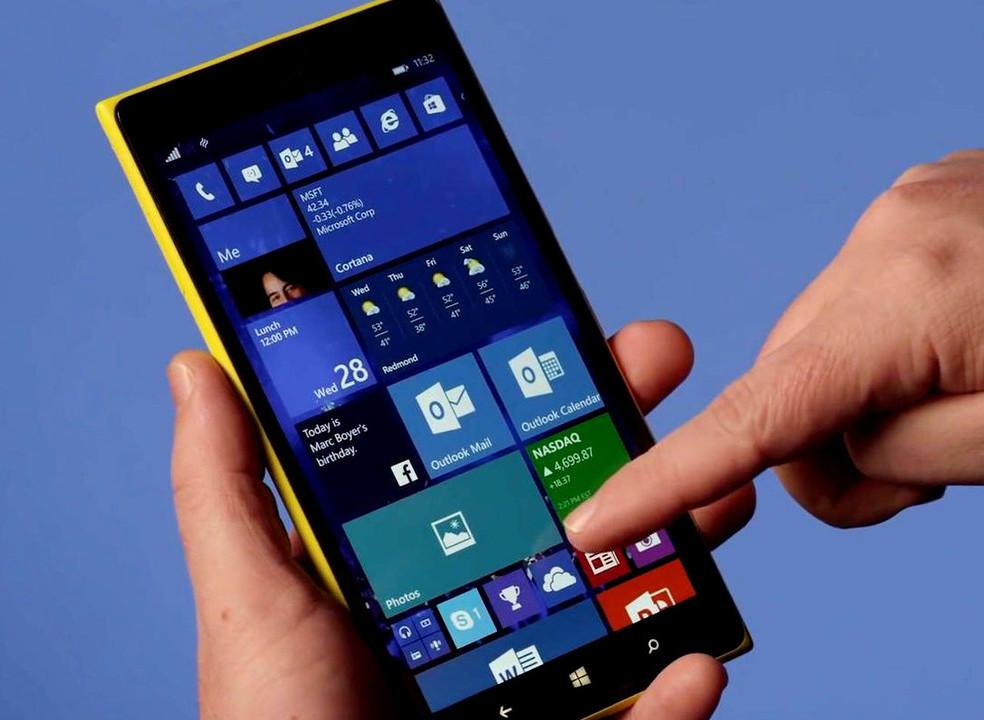 "Smartphones Windows Phone ""made by"" Microsoft desaparecem da loja online"