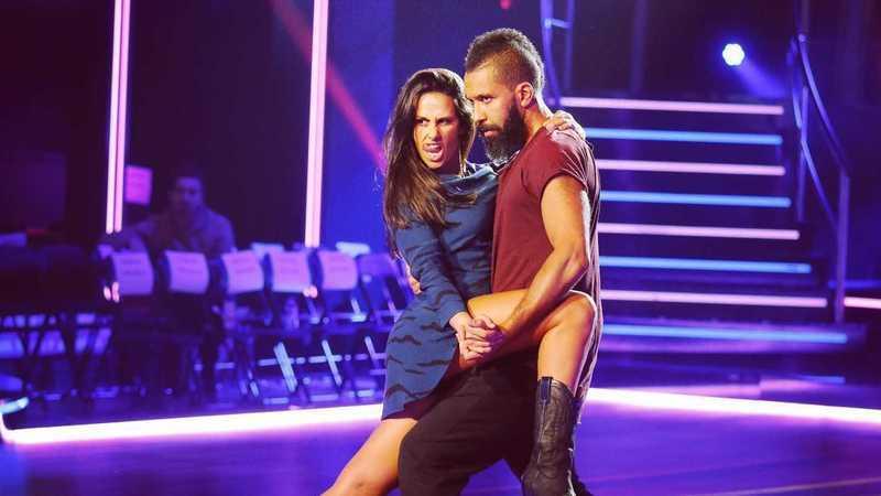 Rita Pereira dançou kizomba e nas redes sociais choveram elogios à atuação