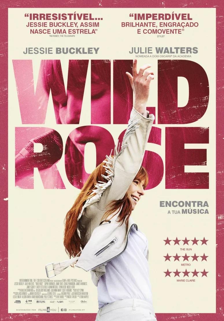 """""""Wild Rose - Rosa Selvagem"""": ganhe bilhetes para o dia de estreia"""