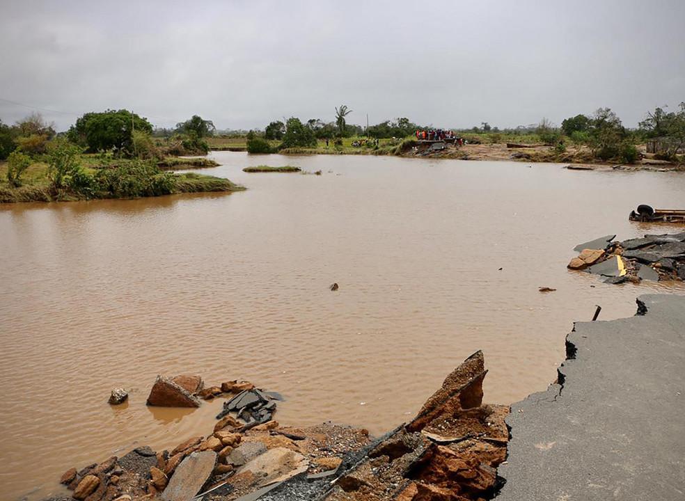 """Equipa portuguesa a caminho de Moçambique para """"diagnóstico rigoroso"""" da tragédia"""