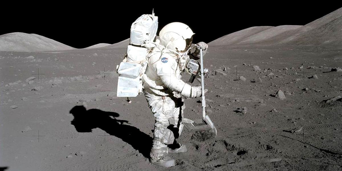 Maxar escolhida pela NASA para desenvolver primeira parte da base espacial lunar