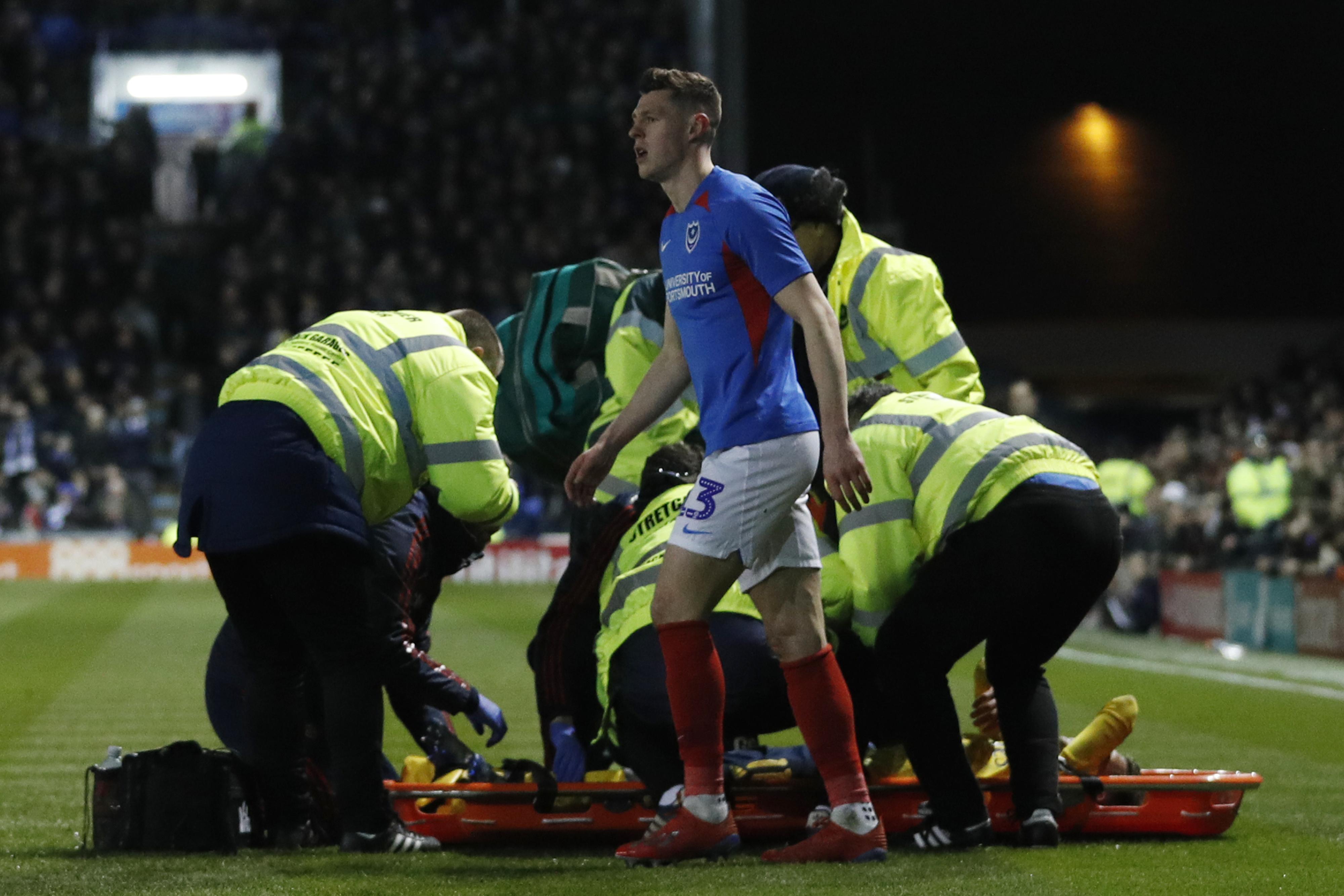 COVID-19: Cinco jogadores recuperados no Portsmouth