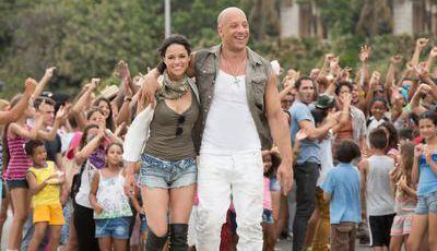 "Família ""Velocidade Furiosa"" zangada: Michelle Rodriguez e Tyrese lançam farpas a ""Hobbs & Shaw"""