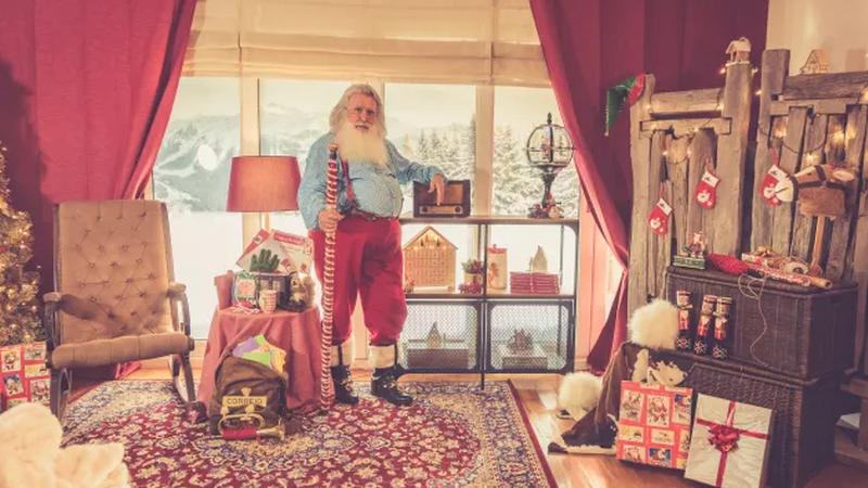 Receba uma carta do Pai Natal em casa