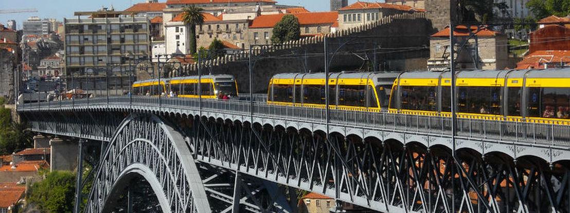Empresa chinesa escolhida para 18 novas composições da Metro do Porto por 49,6 milhões de euros
