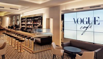 Já abriu o Vogue Café Porto: luxo, comida e cocktails