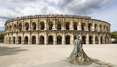 Anfiteatros antigos que foram palco de espetáculos arrebatadores