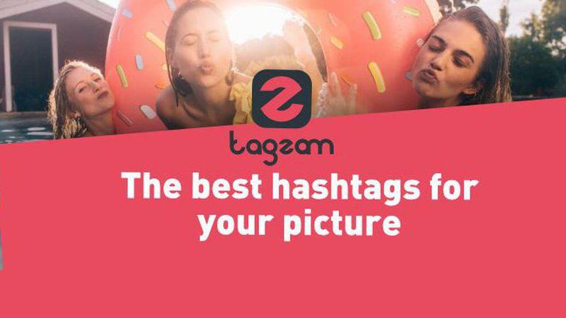 Já havia a Shazam para encontrar música e agora há a Tagzam para descobrir a hashtag ideal