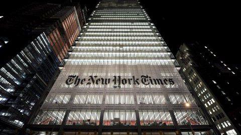 """O The New York Times vai responder à exclusão da Casa Branca com anúncio sobre """"verdades difíceis"""""""