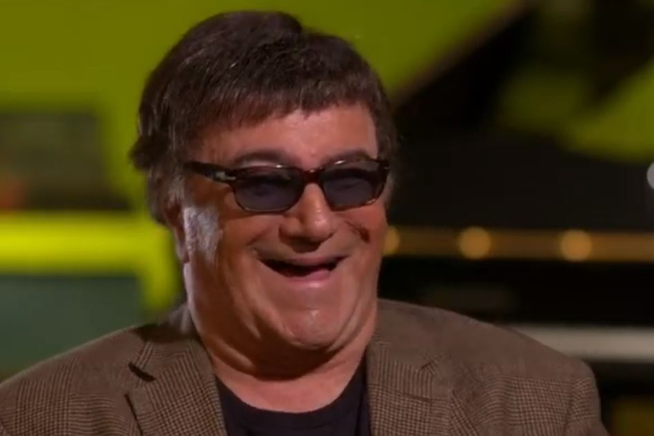"""José Cid: """"Sou dececionante... sou muito mais sexy do que pareço"""""""