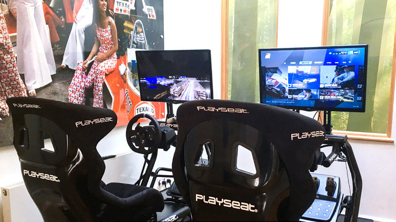 Veloce Esports cria primeiro hub profissional para eventos de eSports motorizados