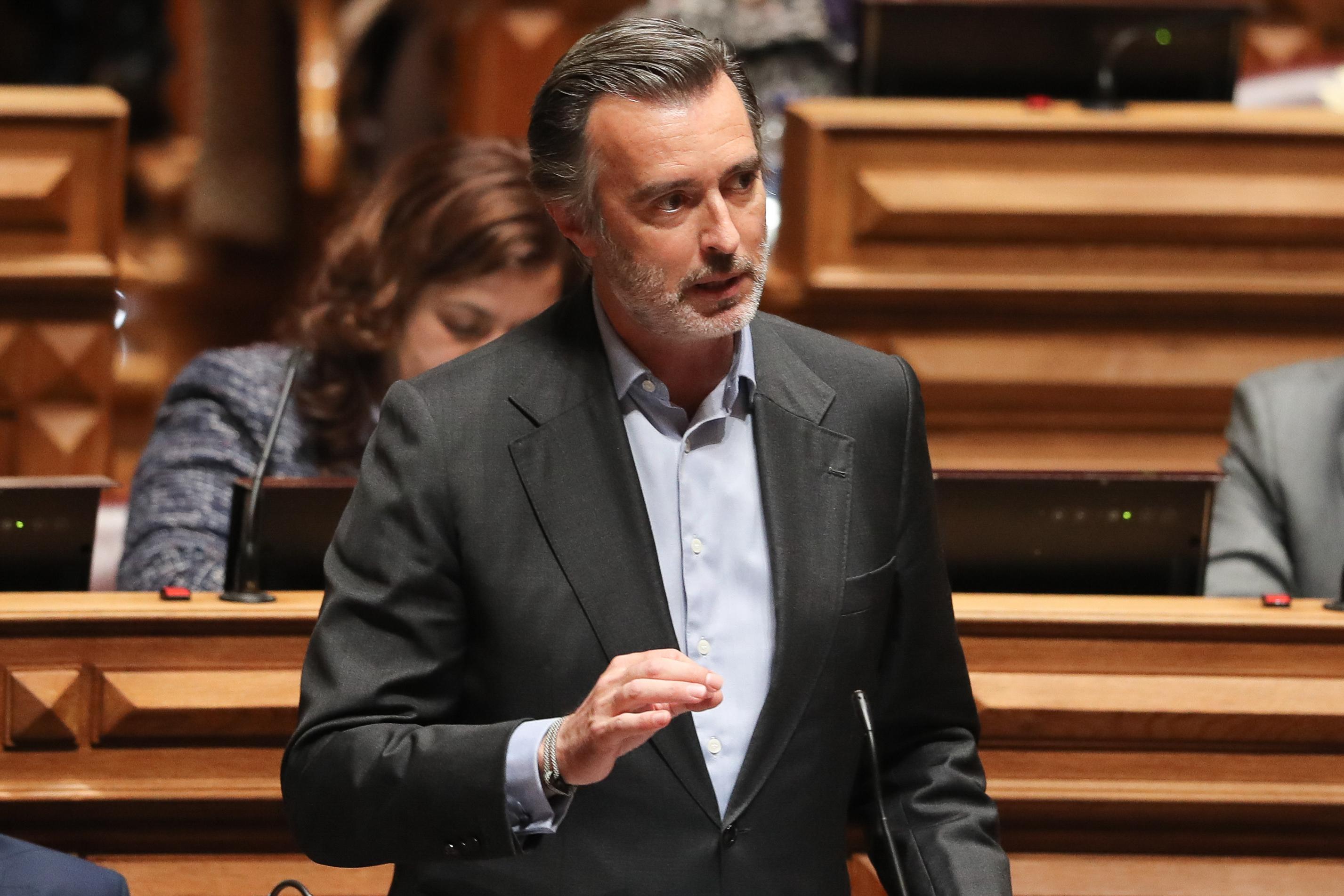 """Iniciativa Liberal critica fim da PPP no hospital de Loures por """"obsessão ideológica"""""""