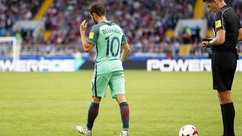 """Bernardo Silva: """"Não tivemos a sorte que tivemos noutras alturas"""""""