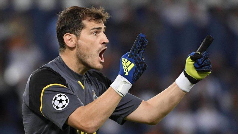 Casillas rejeita trocar FC Porto pelo Marselha