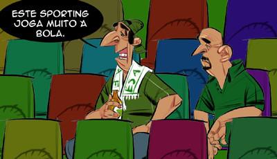 Sporting quer cerveja no estádio