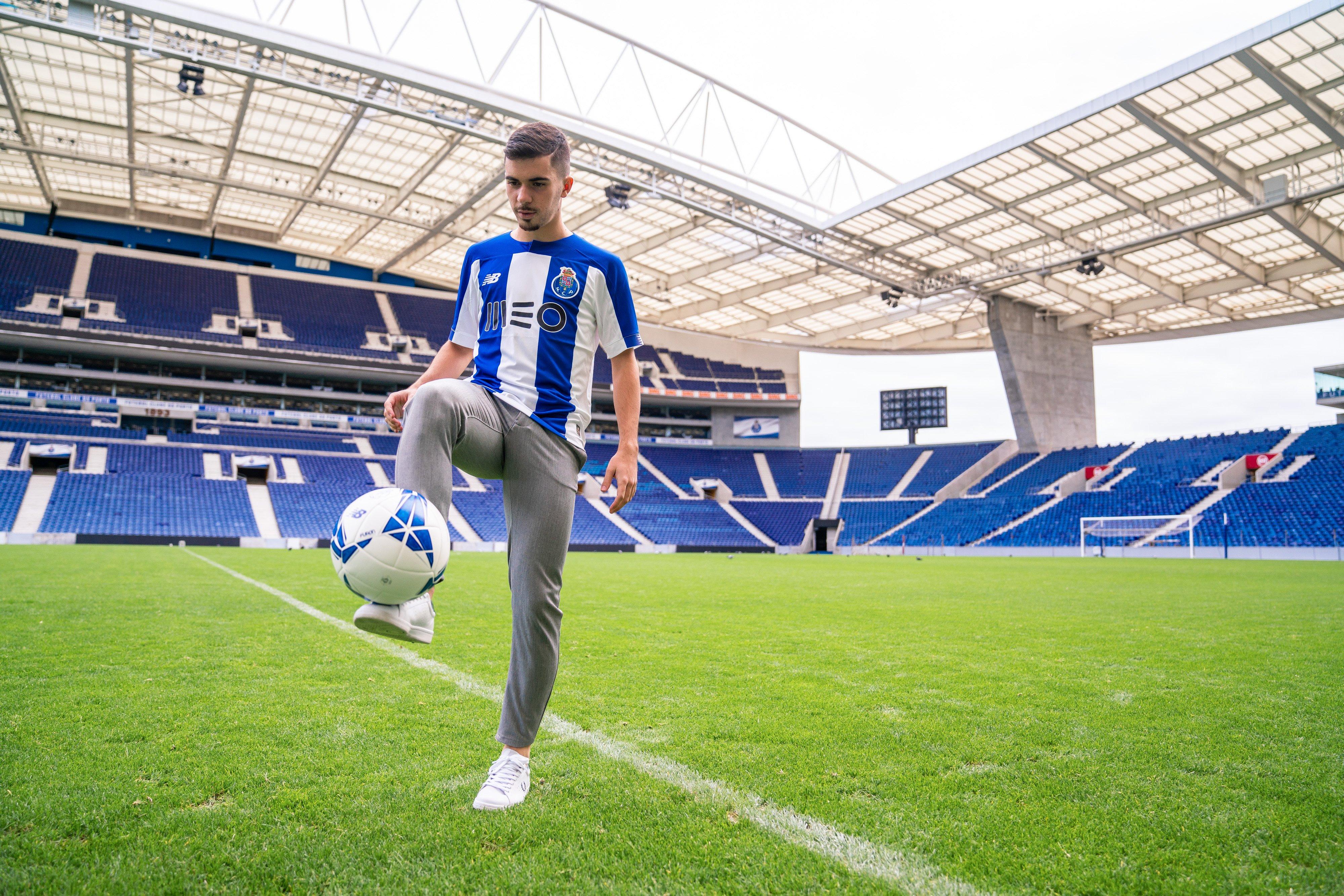 """Vítor Ferreira a viver """"uma época de sonho"""" no FC Porto"""