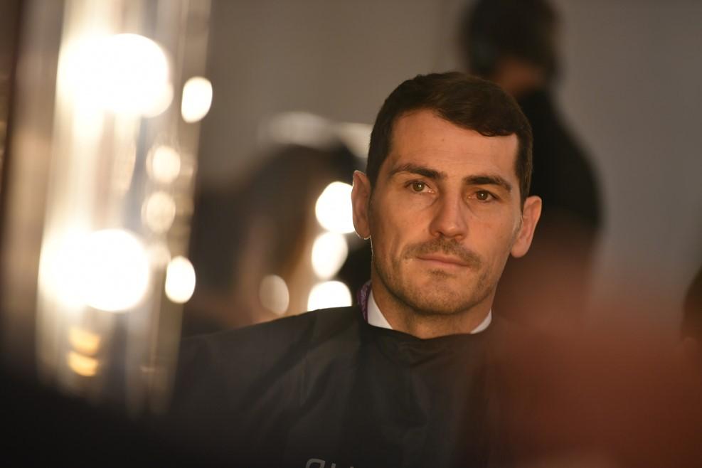 """Casillas: """"Um dia vou voltar a Madrid"""""""