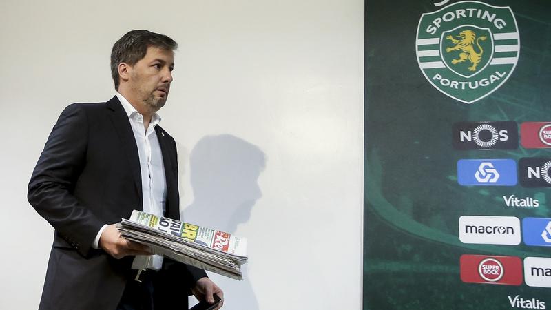 Bruno de Carvalho proibido de entrar nas instalações do Sporting