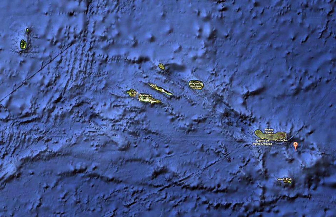 Sete ilhas dos Açores sob aviso laranja devido à agitação marítima