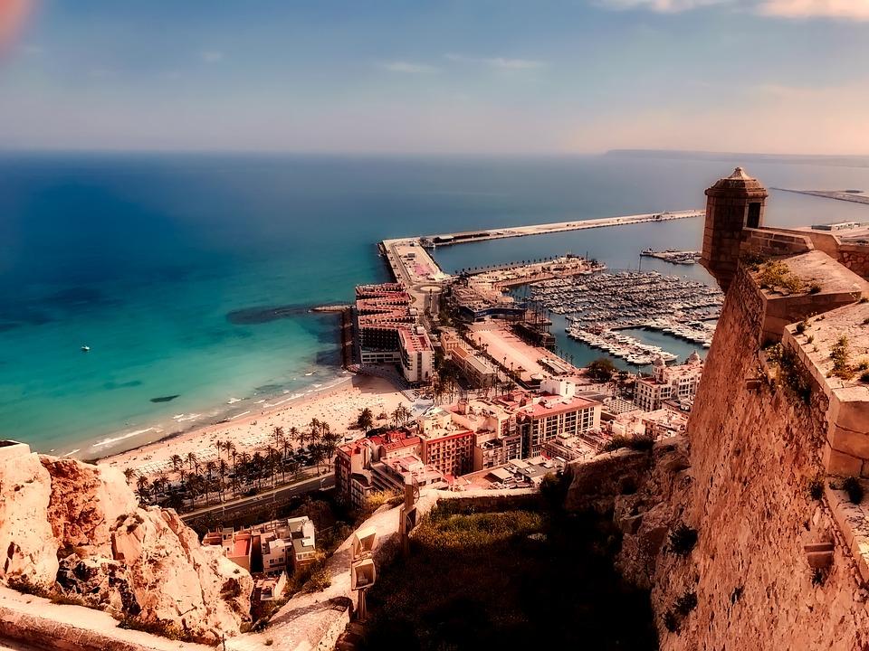 Os 10 melhores destinos de praia na Europa