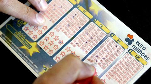 Euromilhões com jackpot de 57 milhões na sexta-feira