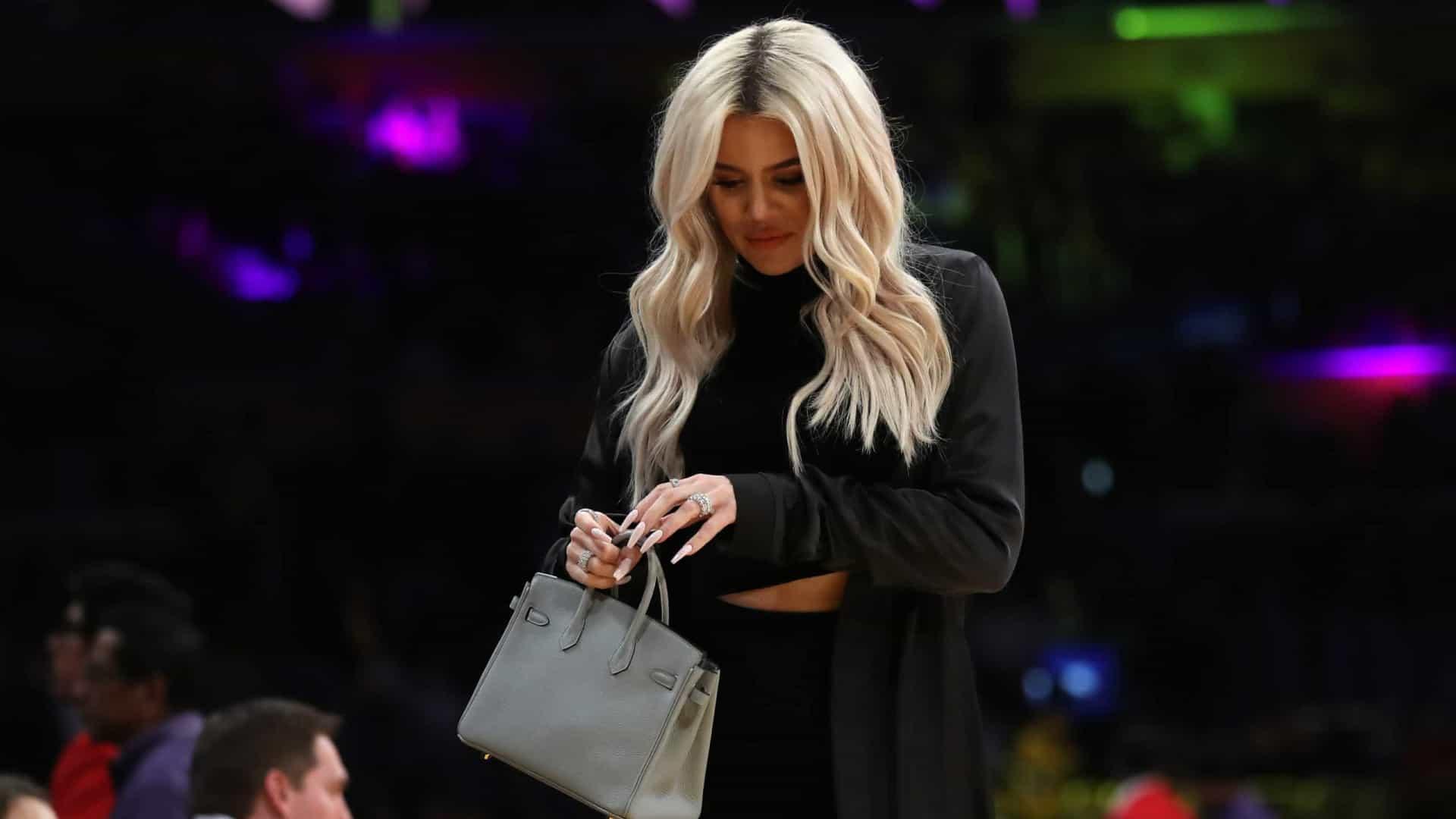 Khloé Kardashian consulta terapeuta por causa de obsessão