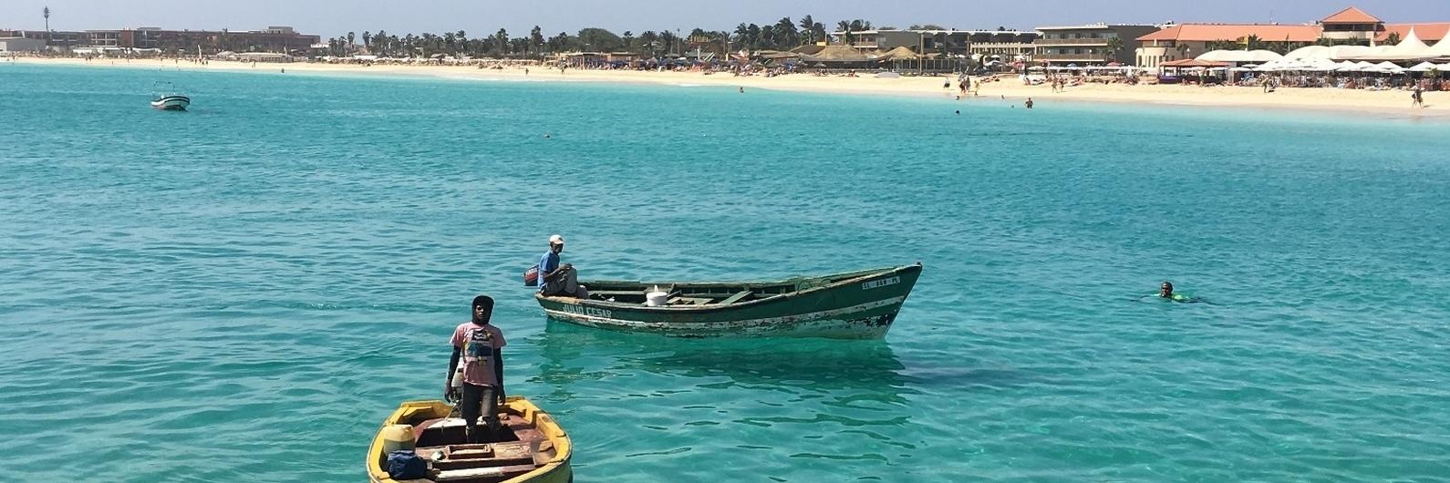 Sete motivos para fazer as suas férias na Ilha do Sal