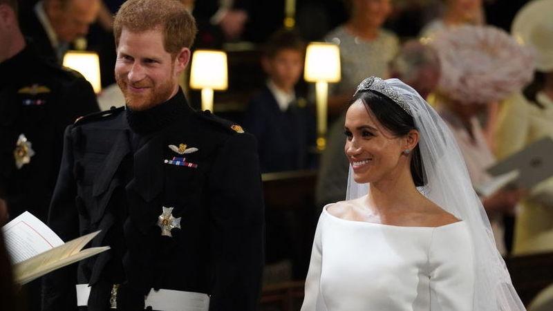 Harry e Meghan Markle. Estes são os melhores memes do casamento real
