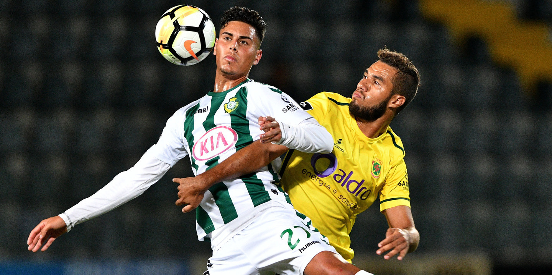 Sporting está atento ao desenvolvimento de André Pedrosa