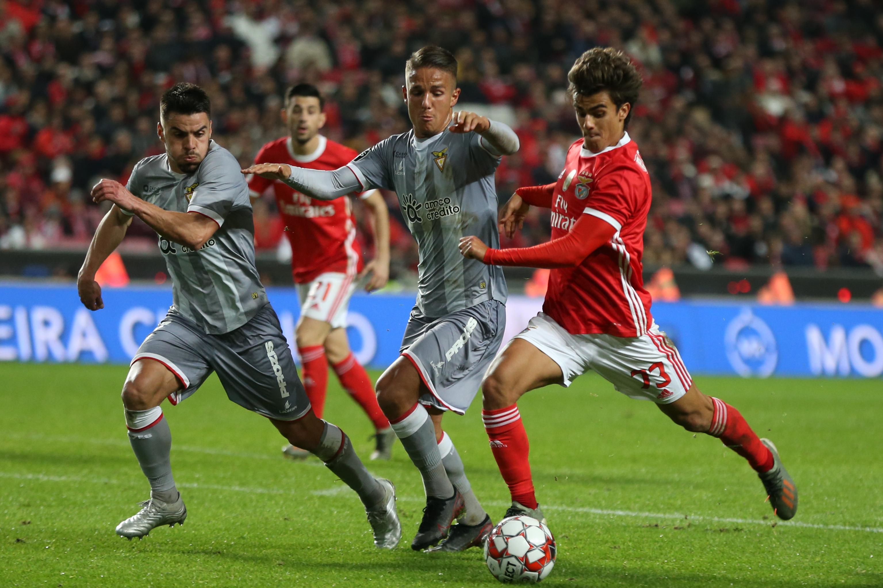 Benfica: Jota pode mudar de ares