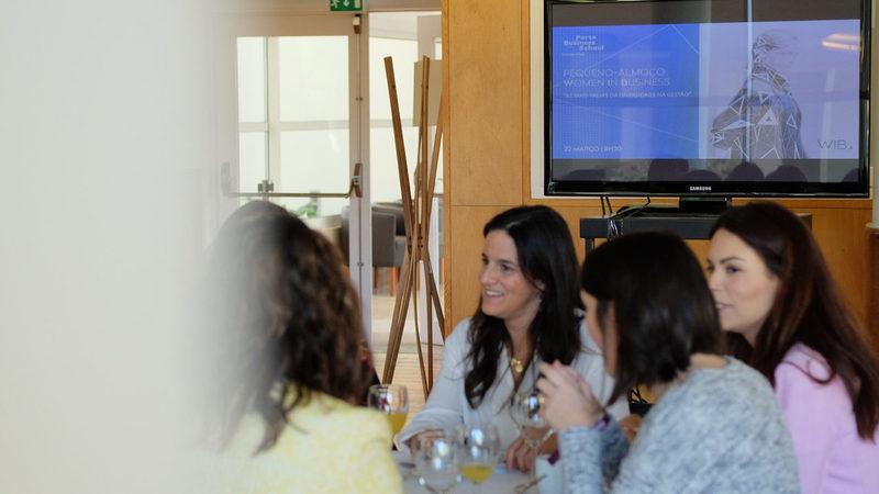 Mulheres no mundo dos negócios. Women in Business Club quer eliminar preconceitos