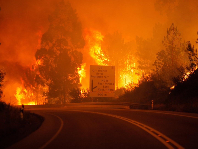 Incêndios: Costa anuncia nova reunião de trabalho com concelhos afetados