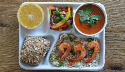 Como são os almoços nas escolas no resto do mundo?