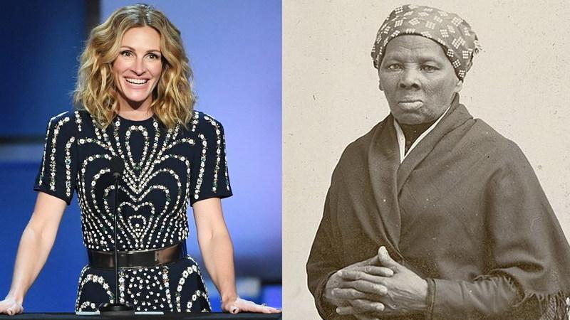 Julia Roberts podia ser abolicionista negra no cinema? Hollywood achou que sim