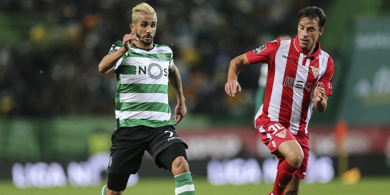 Rúben Ribeiro deve manter a titularidade frente ao V. Setúbal
