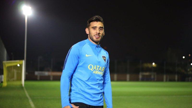 """Salvio no Boca Juniors: """"Não tive dúvida quando disseram que o interesse era real"""""""