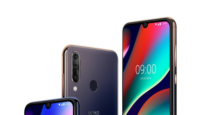 Wiko apresenta novos smartphones da gama View em Madrid