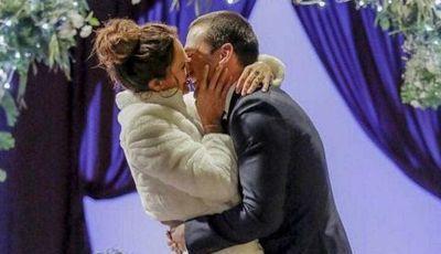 Cláudia Vieira partilha novas fotografias do seu 'casamento'