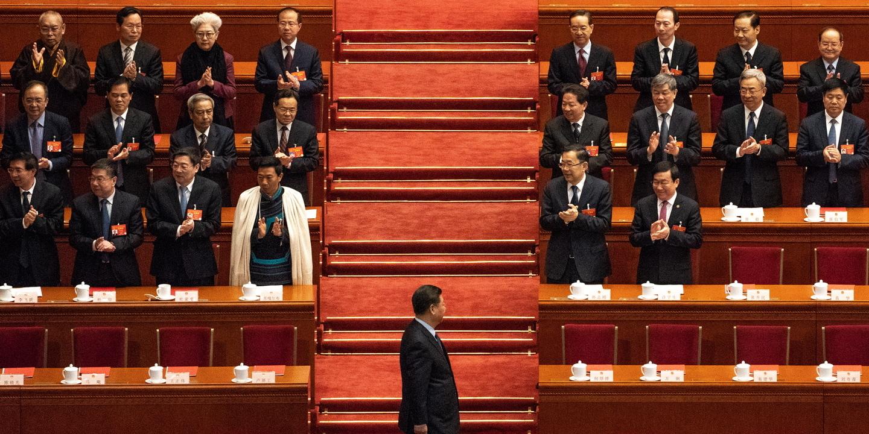 Só uma gripe para travar o homem mais poderoso do mundo. O Ano do Rato de Xi Jinping