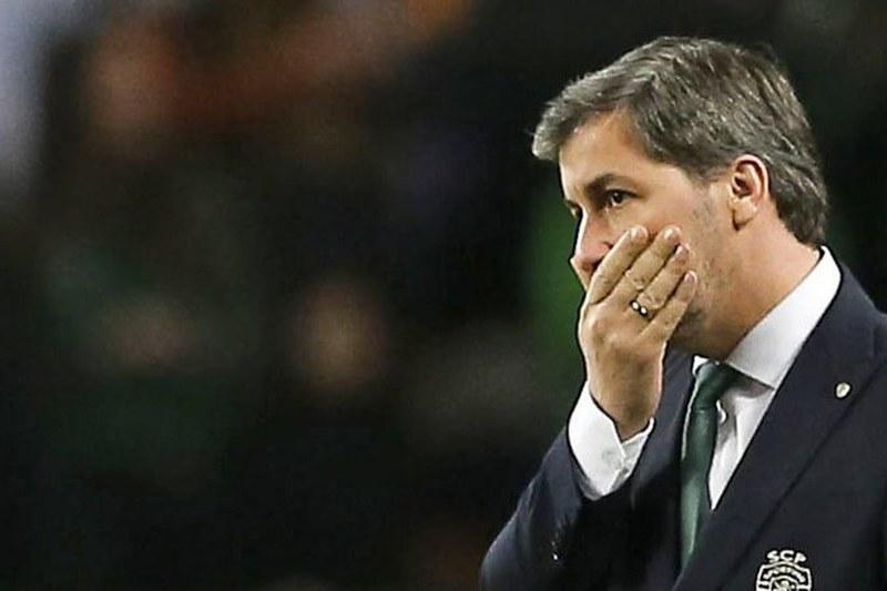 """Bruno de Carvalho: """"Quero que acabem estas mortes"""""""