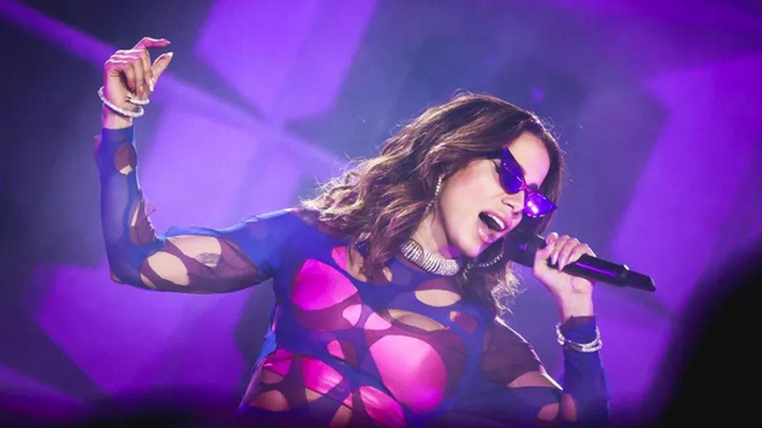 Anitta em dose dupla: artista confirmada no Rock in Rio Lisboa e no MEO Marés Vivas