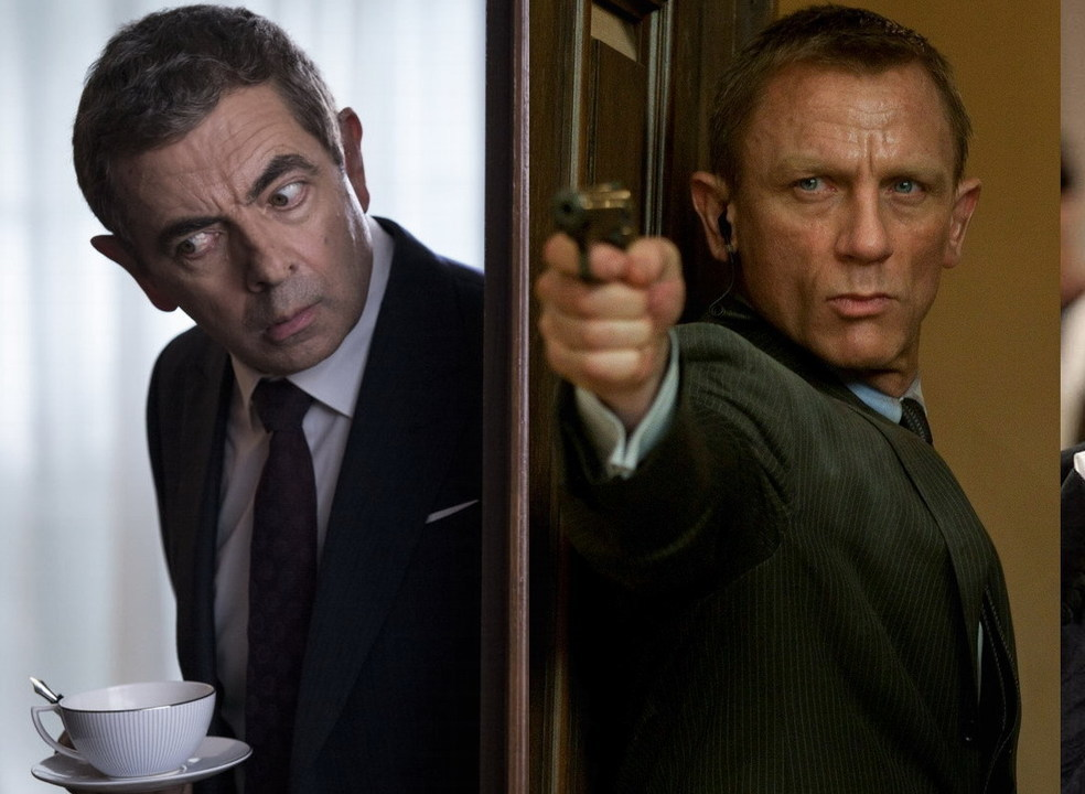 De Johnny English a James Bond: estes espiões arrasaram no cinema