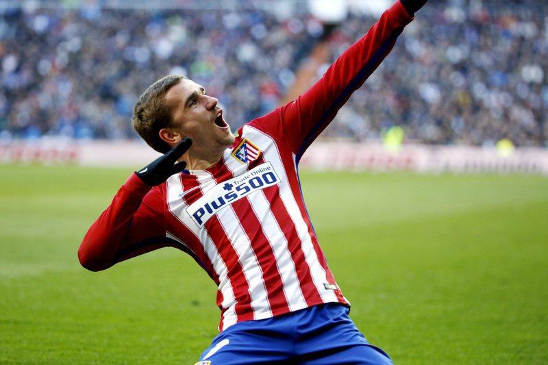 """Griezmann: """"Mereço o prémio de melhor jogador da UEFA"""""""