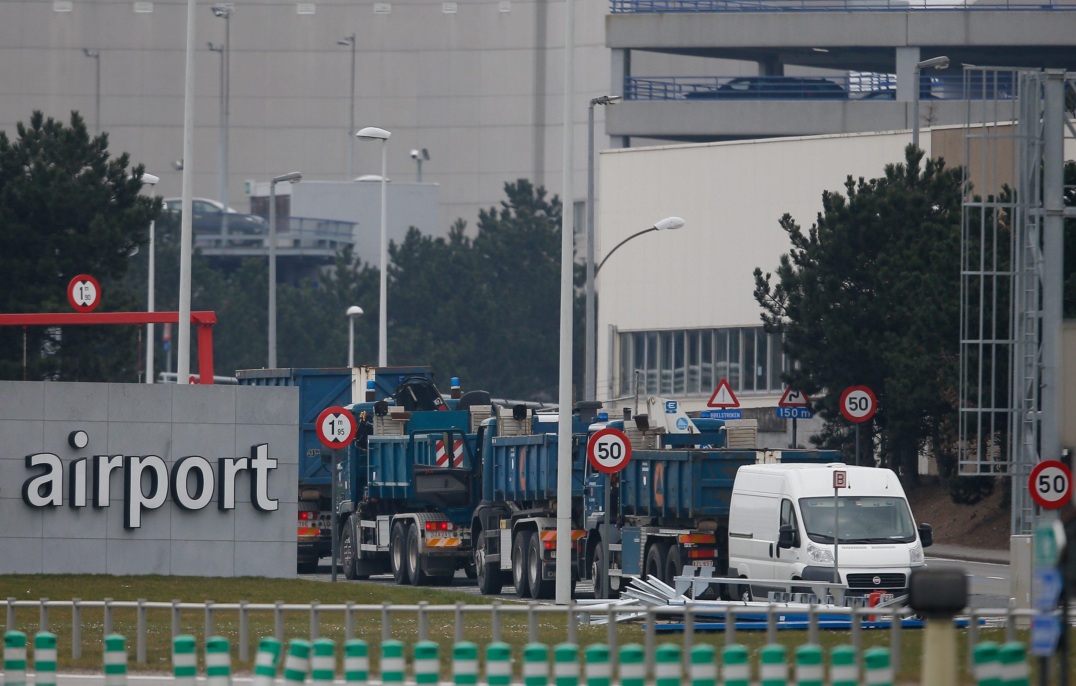 Dois presumíveis 'jihadistas' presos em Espanha estavam em Bruxelas durante atentados