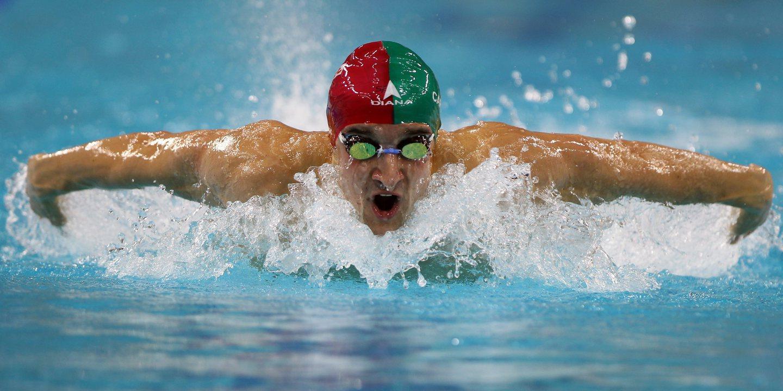 Diogo Carvalho falha bronze nos Europeus de piscina curta por dois centésimos