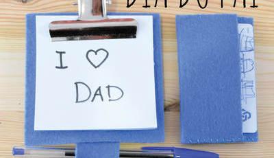 Três sugestões muito fáceis de criar para oferecer no Dia do Pai