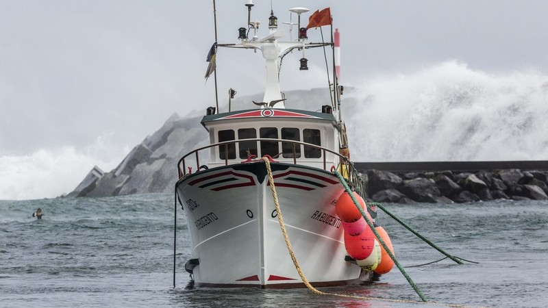 Embarcação detida na Irlanda está registada no porto açoriano de Vila do Porto