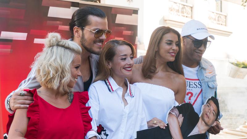 """Fomos para a rua com os mentores do """"The Voice Portugal"""": """"Esta é a edição dos sonhos"""""""