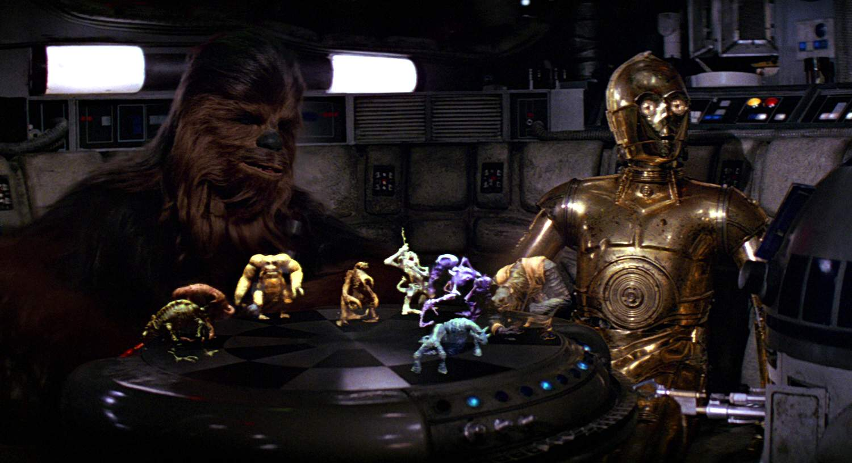 Xadrez holográfico de Star Wars chegou ao iPhone pelas portas da realidade aumentada